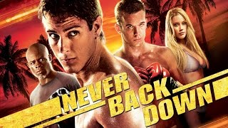 Never Back Down | Above and Below
