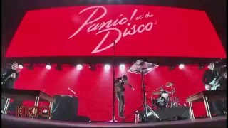 Panic! At The Disco Perform Victorious Live At KROQ Almost Acoustic Christmas