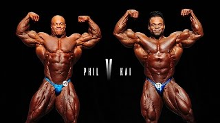 Phil Heath & Kai Greene - THE MINDSET | Bodybuilding Motivation