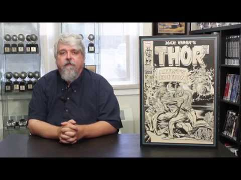 Artist's Editions - Jack Kirby's Thor