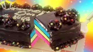 "Red Ribbon Rainbow Dedication Cake ""Skywalker"" 15s TVC 2017"