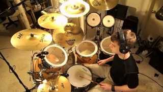 Dropkick Murphy's - I'm Shipping Up To Boston drum cover