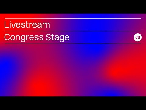 DMEXCO - Congress Stage, 12.09.19