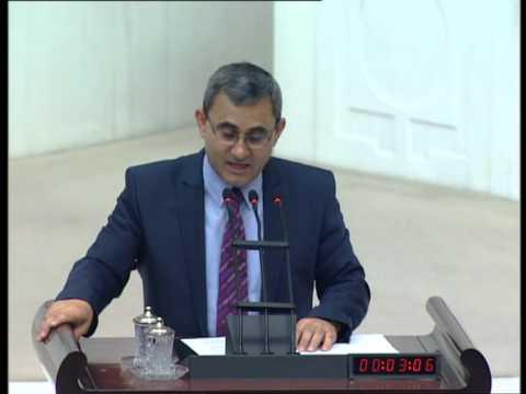 2012-06-29 -  Kütahya'da son dönemde yaşanan konular hakkında gündem dışı konuşması
