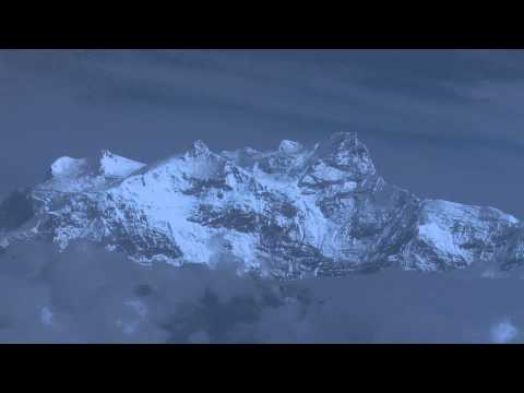 Nepalese Himalayas from the Skies