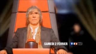 Thomas dans the Voice