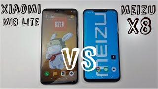 Vidéo-Test : Xiaomi Mi 8 Lite VS Meizu X8 Lequel Choisir