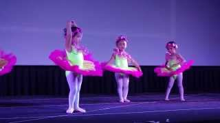 Jewel's ballet dance version of Lavenders Blue, Dilly Dilly OST of Disneys Cinderella.