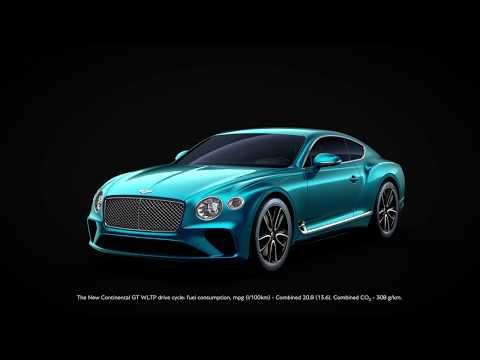 Mulliner Personal Commission Paint | Bentley Motors