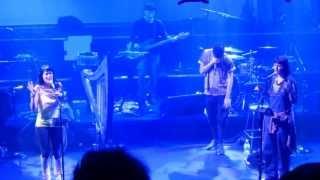 CocoRosie - Harmless Monster (live)