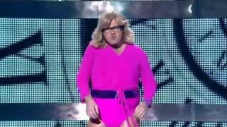 Let's Dance For Comic Relief: Jarred Christmas gets hung up on Madonna