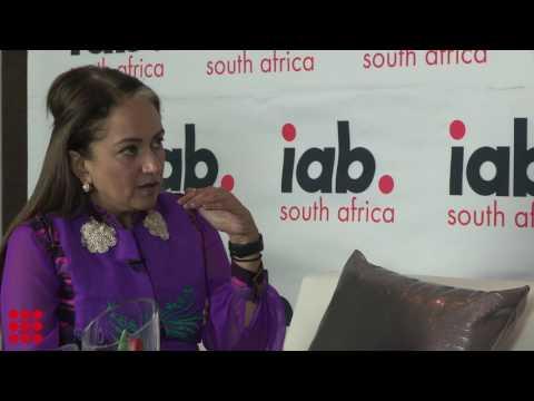 #IABDigitalSummit2017: Ferial Haffajee, editor at large of HuffPost SA