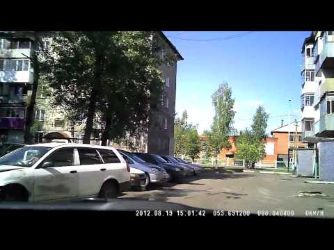 Uwaga, kobieta parkuje!