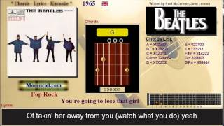 The Beatles - You're going to lose that girl #0330