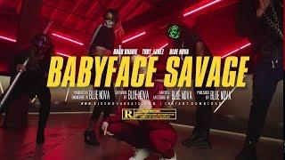 "👨🚀 [FREE] Bhad Bhabie x Tory Lanez Type Beat - ""BABYFACE SAVAGE"" | Blue Nova | Instrumental 2019"