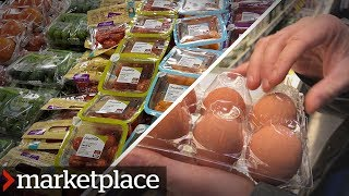 Why buying plastic-free groceries is so hard (Marketplace) width=