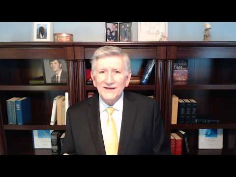 Christians in Asia Testimony & Prayer | Mike Thompson (clip from 5-24-20)