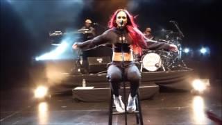 Kehlani - Escape live - SSS tour - Denmark 2017
