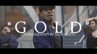 """Kiiara """"Gold""""   Choreography By Alo Galedo"""