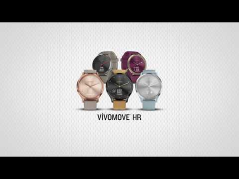 Garmin vívomove HR: Hidden Display, Obvious Style