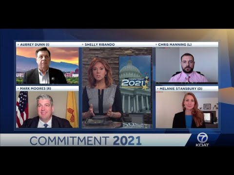 NM Congressional District 1 special election debate