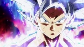 DBS AMV | Goku MUI vs Jiren | Xxxtentacion - King of the dead