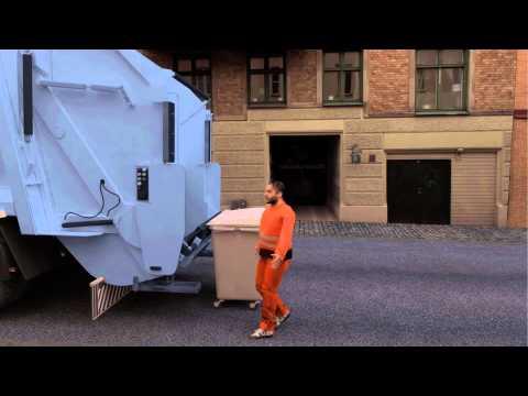 Sendsmart - Tystare sophämtning i Göteborg
