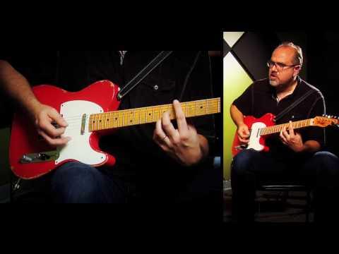 McNally Smith Presents: Greg Koch's Guitar Workshop Series | Lesson 8: Travis Picking