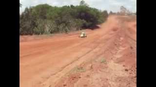 kart cross Speedcros teste 2