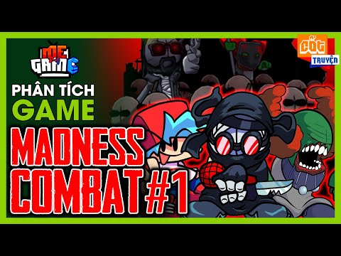 Phân Tích Game: Madness Combat #1 - Hank & Nexus Project | Flash Game Tuổi Thơ - meGAME