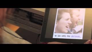 Marcos Kinder - Eu sou Livre Part. Perlla (Lyric Video)