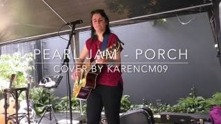 Pearl Jam - Porch (cover live acoustic)
