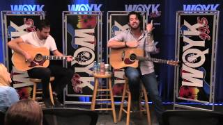 Austin Webb Acoustic Performance 'Country On You'