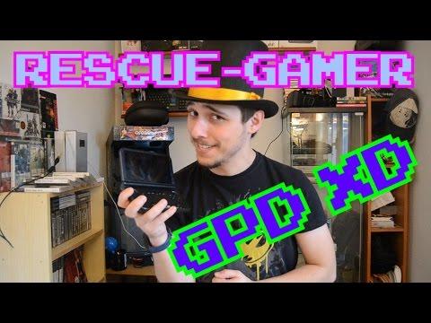 Rescue-Gamer: GPD XD