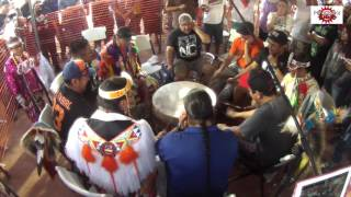 Northern Cree The Quick One @ Red Mountain Pow wow 2015