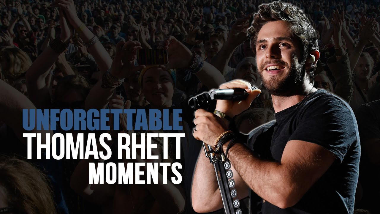 Where To Find Last Minute Thomas Rhett Concert Tickets Nissan Stadium