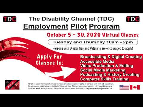 , TDC – Unstoppable Tracy Announces 'TDC' Employment Programs Expansion into the USA #Veterans, Wheelchair Accessible Homes