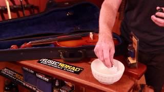 How to Humidify a Small Instrument Case i.e. Violin