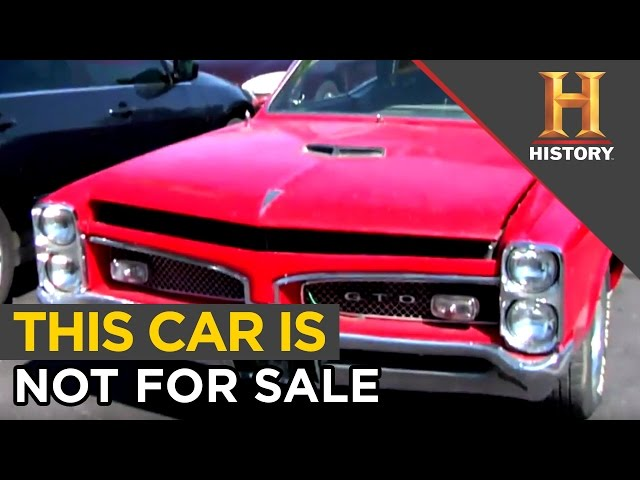 Car Not For Sale. No Matter How Good the Price Is | Counting Cars