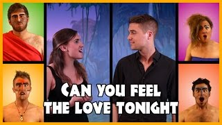 Can You Feel The Love Tonight - The Lion King Cover