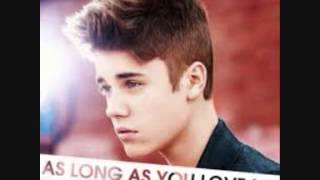 As Long As You Love Me Audio