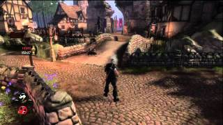 Its fun being Albion's Most Wanted (Fable III Achievement)