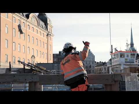 ZÜBLIN Project Citybanan in Stockholm