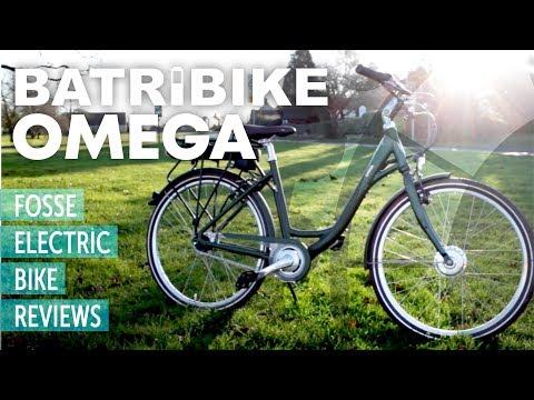 E-Bike Review: BATRIBIKE Omega - Low step bike UK
