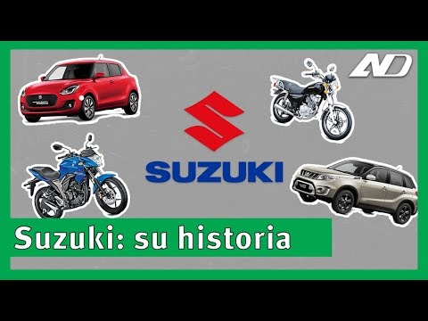 La historia de Suzuki - AprendeDinámico