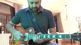 5 A.M. (Rattle that lock) David Gilmour Cover