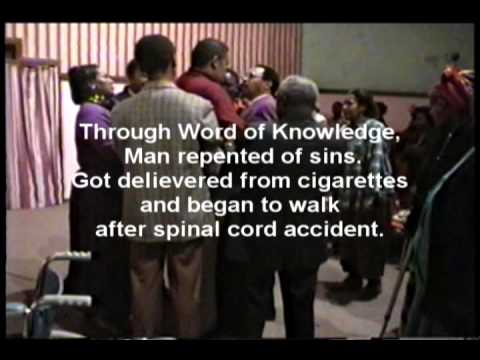 South Africa Miracle – Apostle AL Buford
