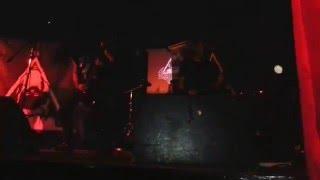Lepergod live @t [Emergent Metal Fest II] Asbury 6-2-16