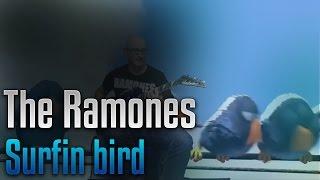 The Ramones - Surfin bird (Guitar cover)