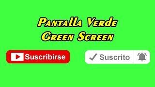 Pantalla Verde / Green Screen Suscribete y Campanita / Opción 2 | Tips de Redes Sociales